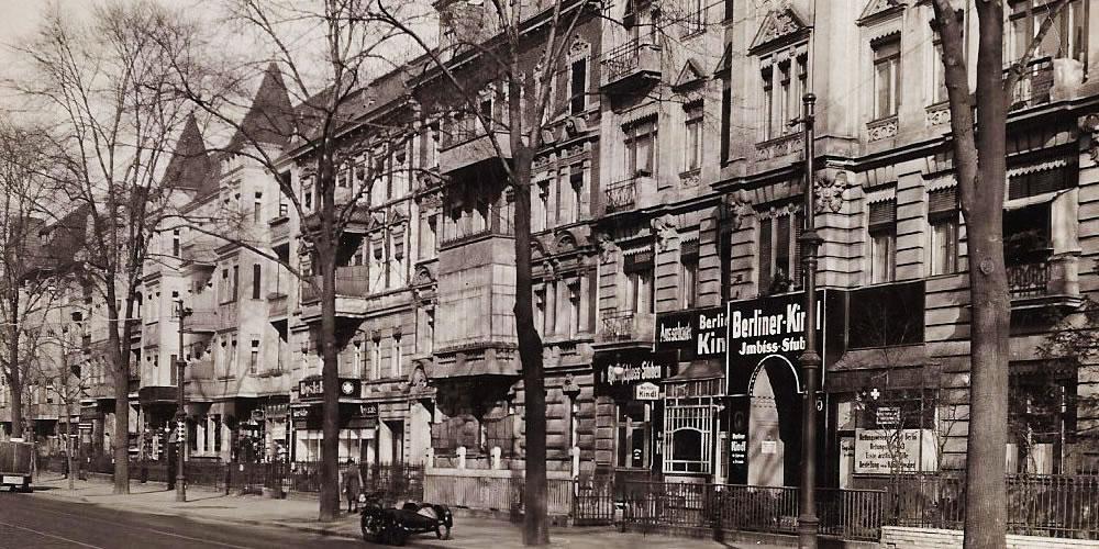 schade & gebauer historischer Gründungsort in Berlin Steglitz